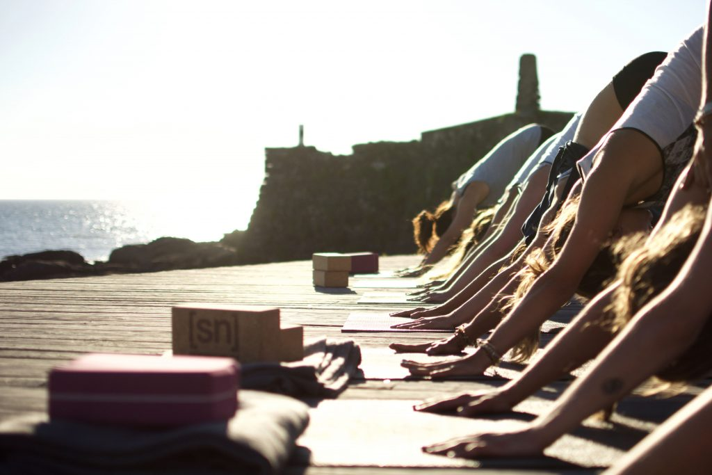 Yogaretreats am Meer im Goodtimes Surfcamp