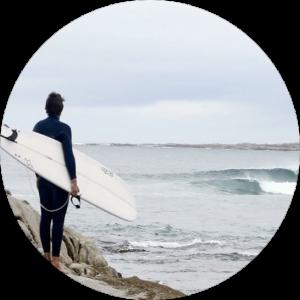 Surfkurs im Surfhaus