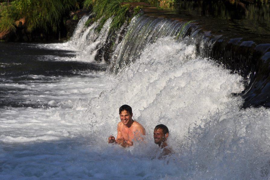 Ausflüge und Surfen im Goodtimes Surfcamp
