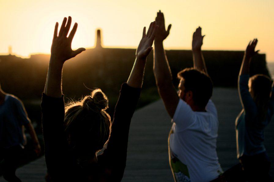 Yoga als Ausgleich zum Surfen