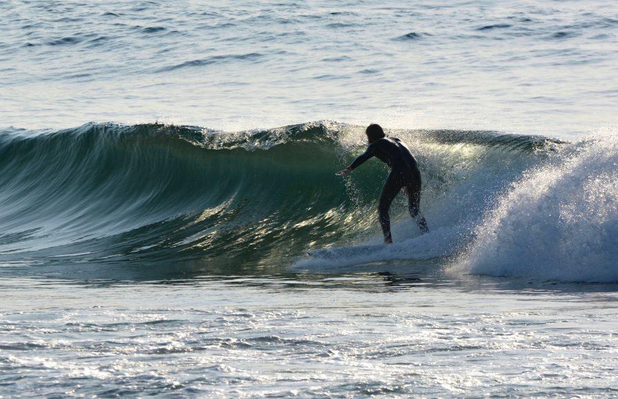 Glassy Surf