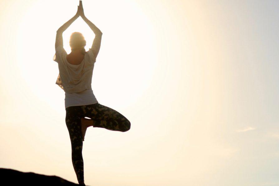 Yoga im Urlaub