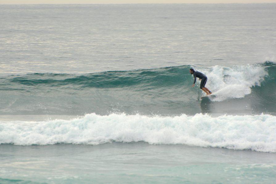 Surfen in Portugsl