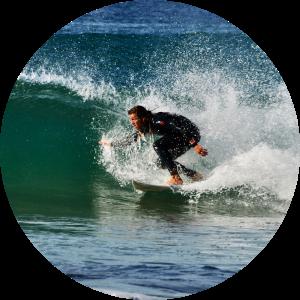 Surfen in Portugal im Goodtimes Surfcamp