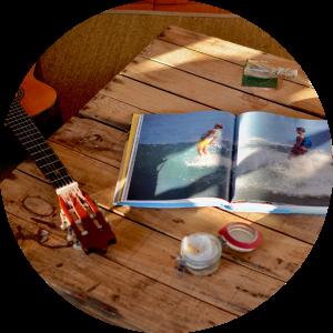 Unser Surfcamp in Portugal - von uns eingerichtet