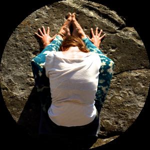 Yoga als Ausgleich zur Kletterreise
