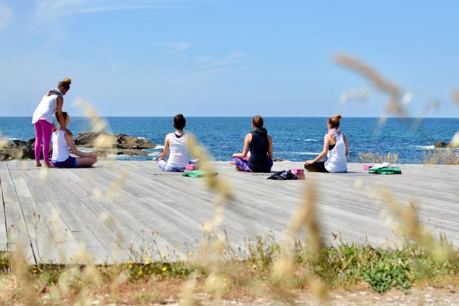 Yoga am Meer mit Judith Horn