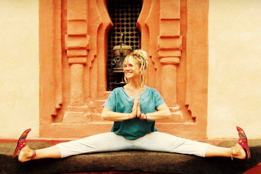 Yoga mit Jule  Nusskern