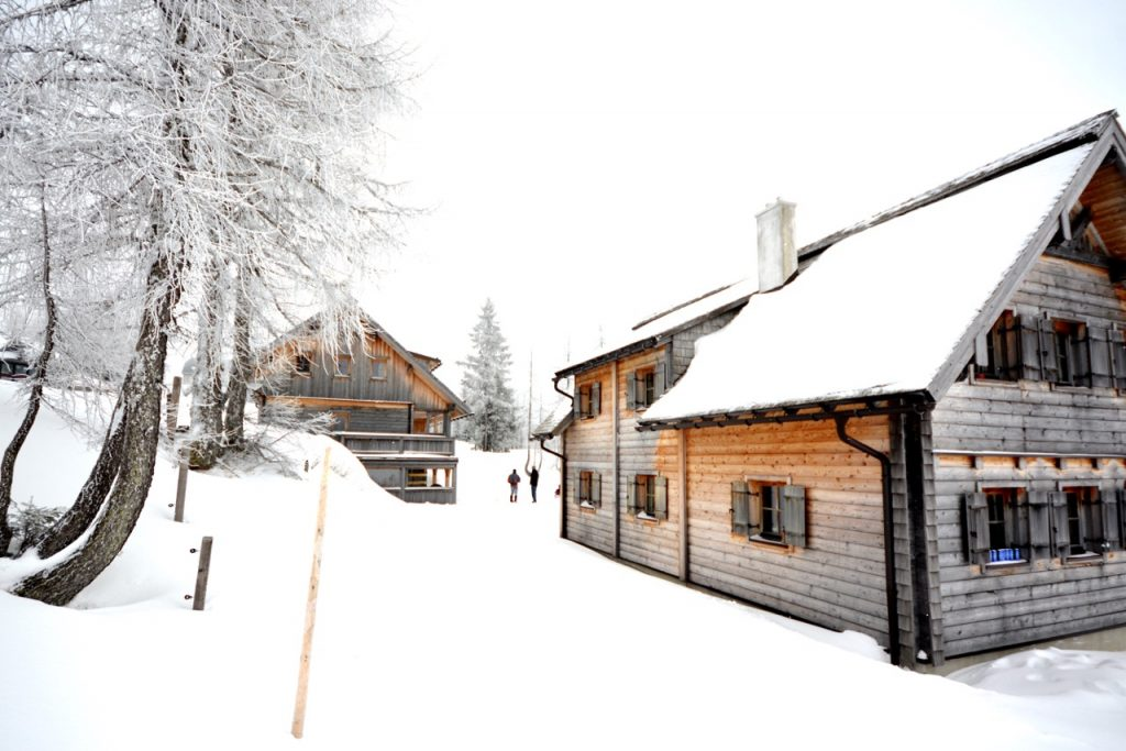 Skihütten in Österreich