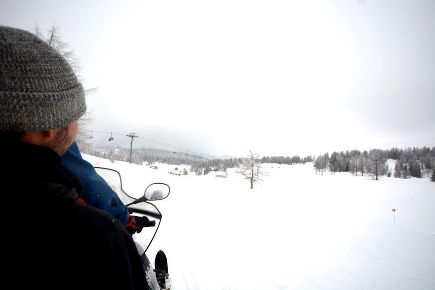 Snowboarden in Österreich