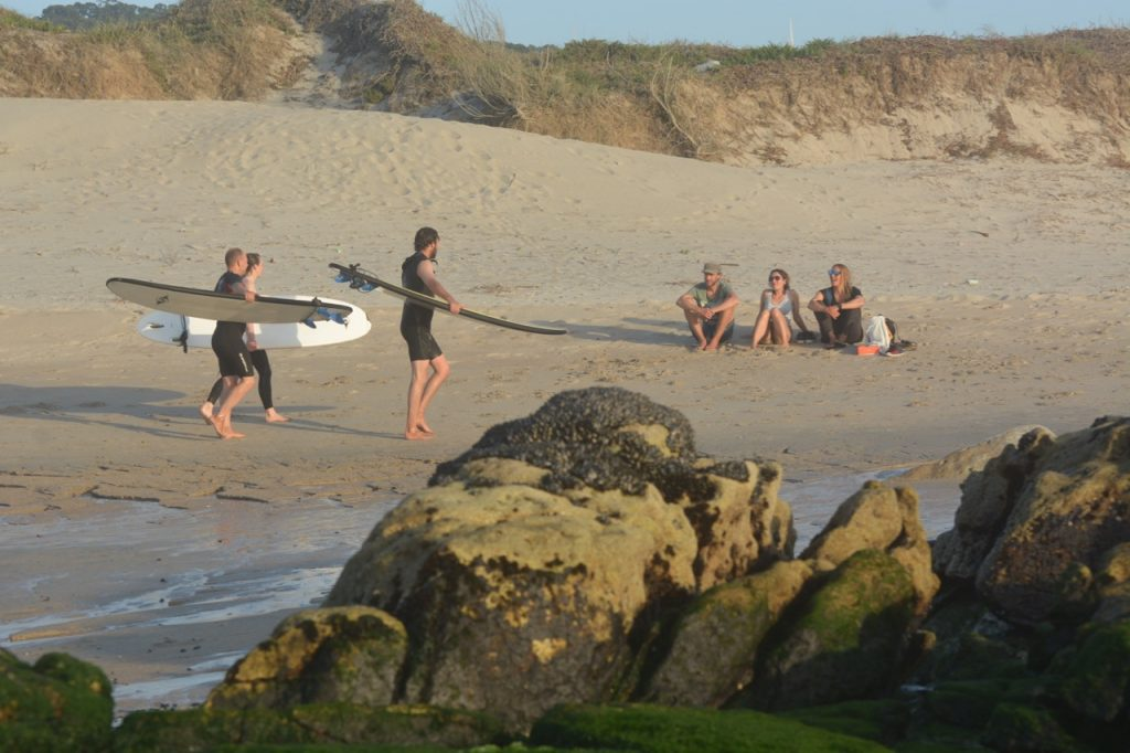 Surfcamp in Portugsl