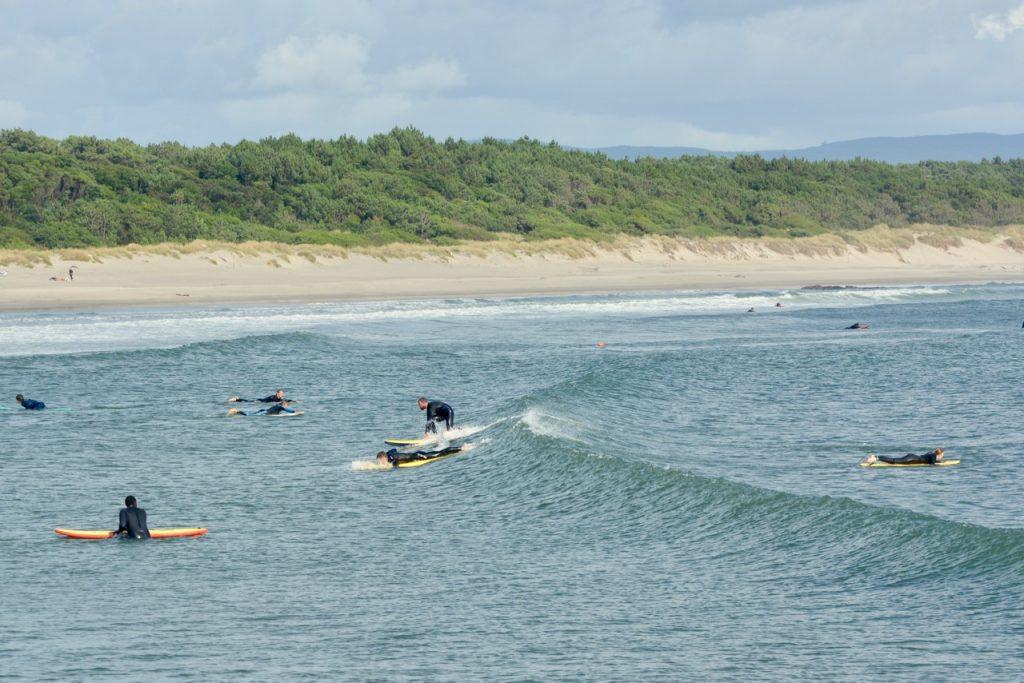 Surfkursin Portugal