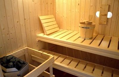 Sauna in Österreich SKiurlaub