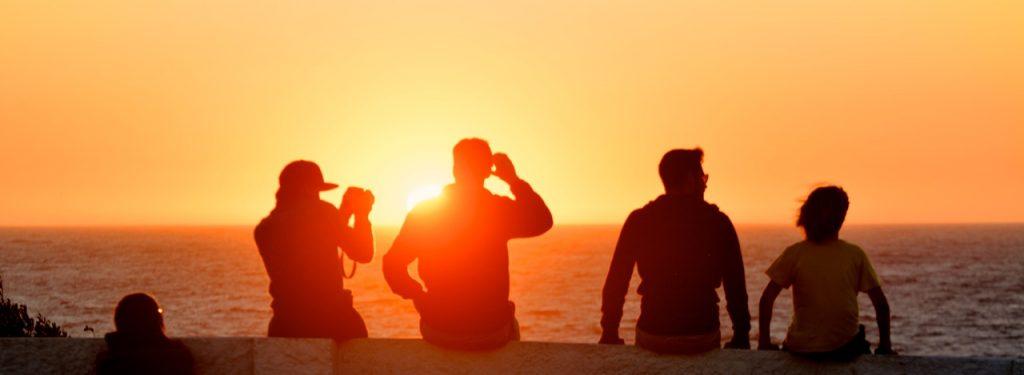 Das Goodtimes Surfcamp direkt am Meer