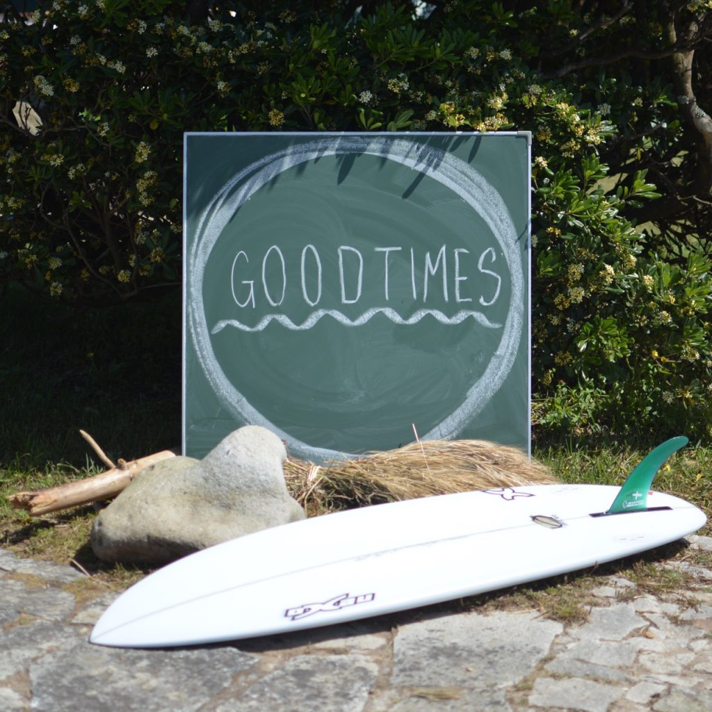 Das Goodtimes Surfcamp in Portugal