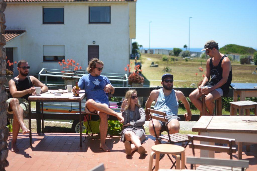 Portugal Verpflegung Surfcamp