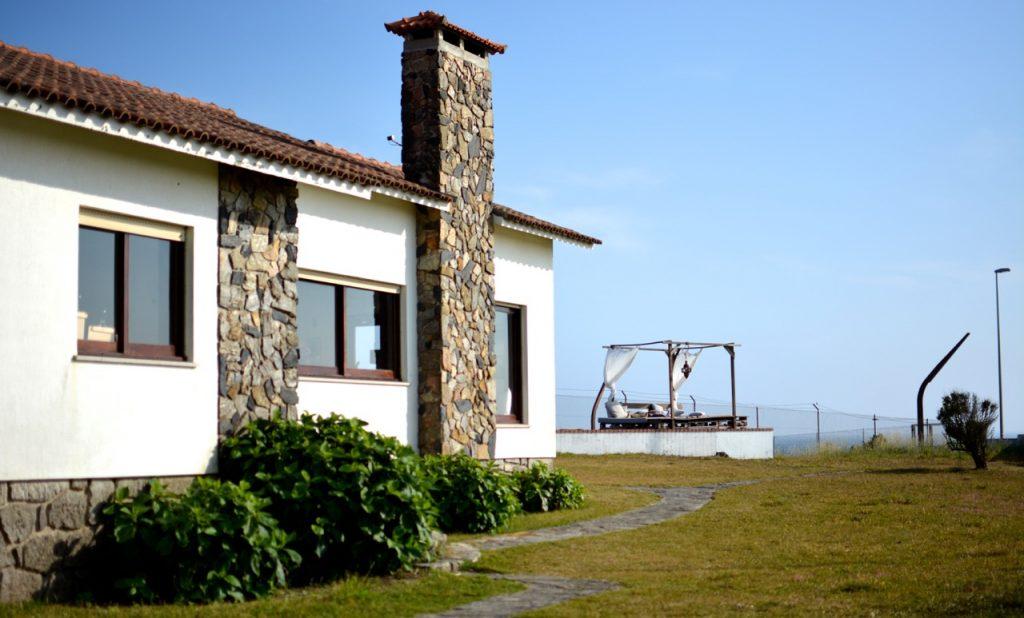 Wohnen am Strand in Portugal