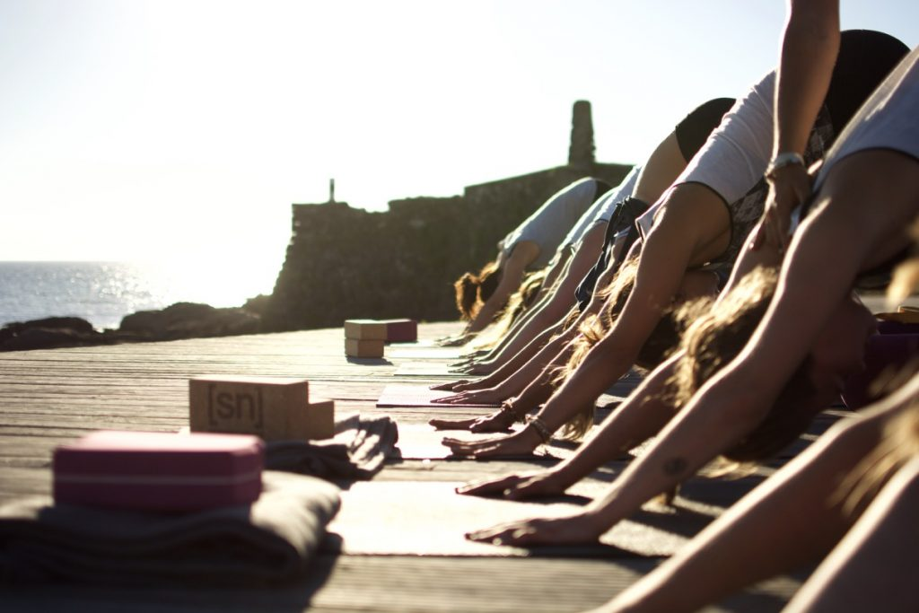 Yoga und Yogaretreats in Goodtimes Surfcamp