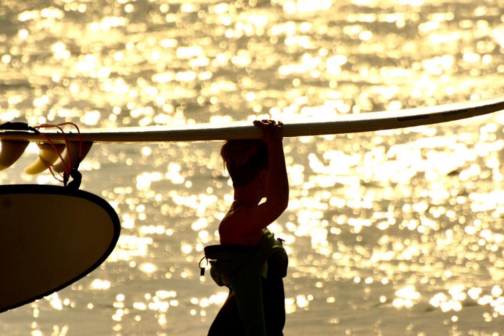 Yoga und Yogaretreats im Surfcamp